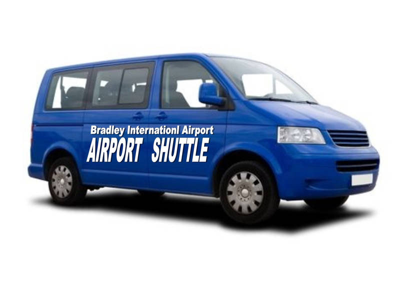 Fairfield West Airport Shuttle Bus
